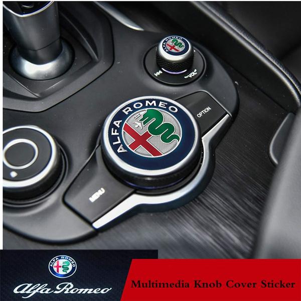 knobs, Car Sticker, alfaromeo, Cover