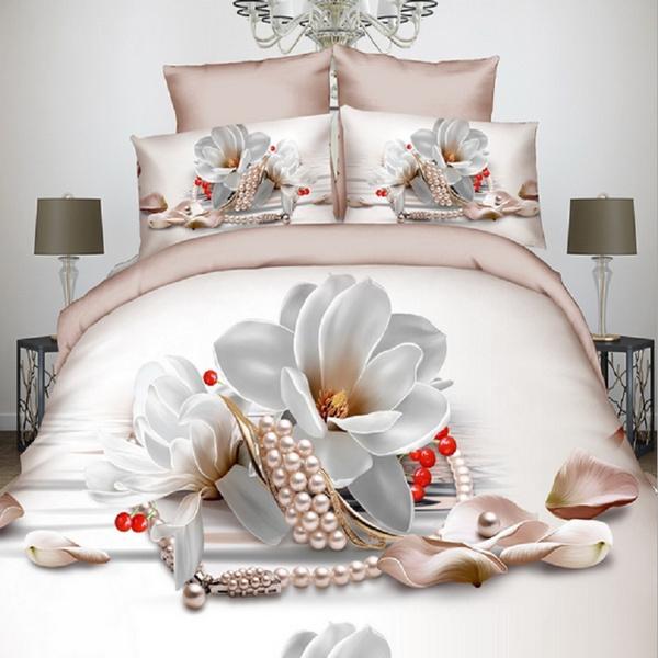 case, Flowers, Christmas, Bedding