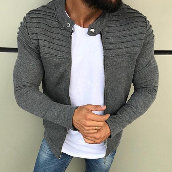 Fashion, cooljacket, zipperjacket, Men