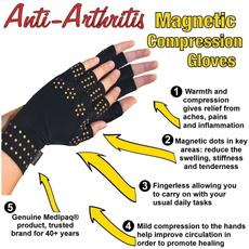 magneticarthritisglove, healjoint, Moisturizing Gloves, wristsupportglove