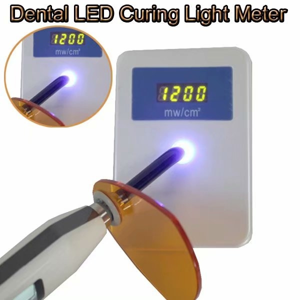 dentallab, dentalmeasuringtool, dentallightmeter, led