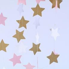 decoration, Decor, Star, Garland