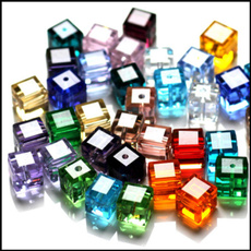 cube, Jewelry, Jewelry Making, Glass