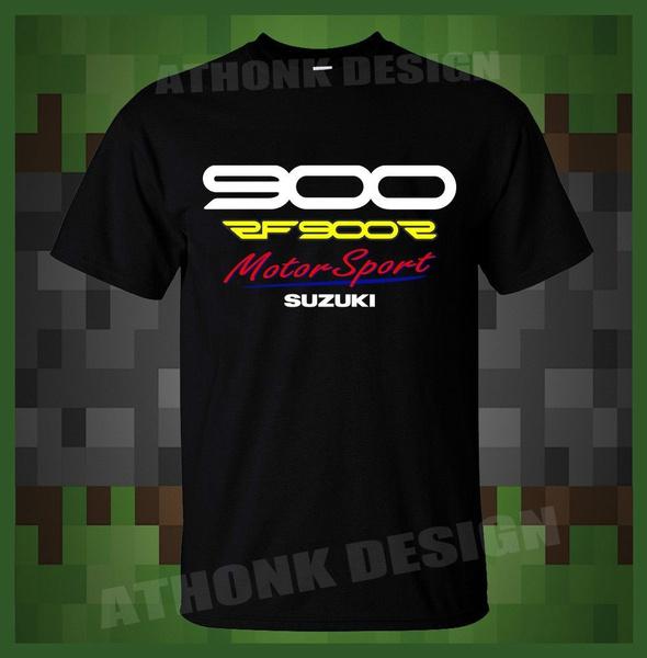 Mens T Shirt, suzukirf900r, summerfashiontshirt, suzukimotorcycle