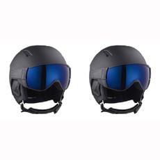 snowhelmet, salomon, Visors, Helmet