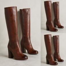 brown, Fashion, widecalf, winter fashion