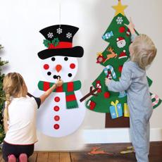 snowman, Set, Door, Home Decor