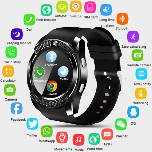 heartratemonitor, Waterproof Watch, Samsung, Bracelet Watch