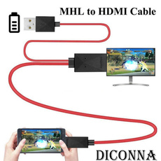 microusbtohdmiadapter, Cable, Hdmi, tvcable