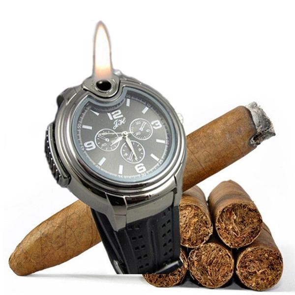quartz, Gifts, cigar, Watch