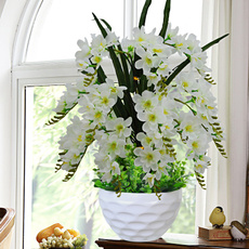butterfly, Plants, decorativeflowersforlivingroom, beautifulsimulationflower