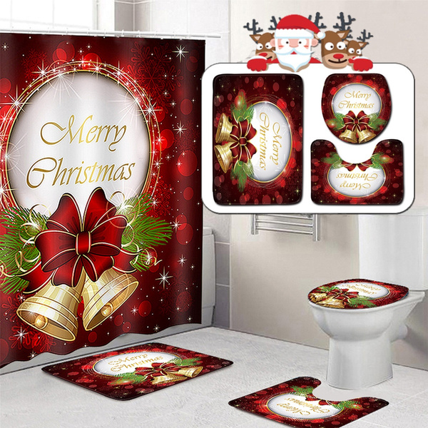 Bell, xmasdecor, Bathroom, Christmas