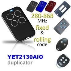 gate, Remote, remotekey, remoteduplicator