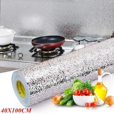 Home & Kitchen, Kitchen & Dining, cabinetsticker, Aluminum