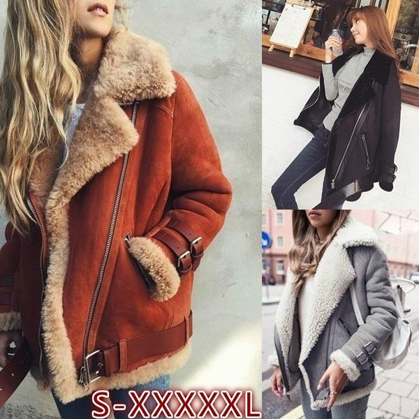 fur coat, Fleece, Fashion, Winter