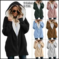 Winter Coat Women, fur, Winter, Long Coat