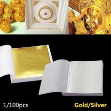 decorativematerial, art, gold, 24kgoldfoil