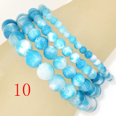 8MM, quartz, Yoga, Jewelry