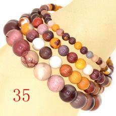8MM, Yoga, Jewelry, mookaite