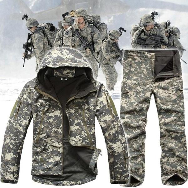 Army, Shark, Fashion, pants