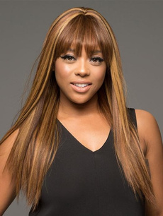 bangswig, full lace human hair wigs, straightwig, wigs cospay