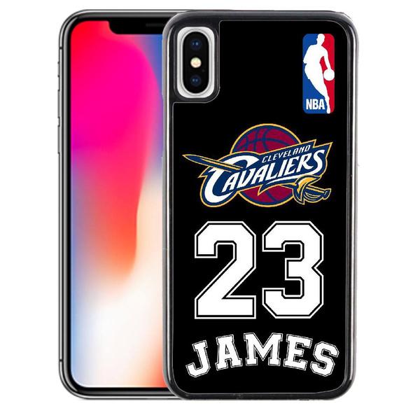 Coque iPhone XR NBA Lebron James | Wish