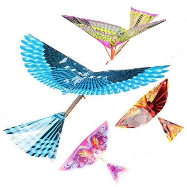 birdkite, birdsmodelling, Outdoor, diyeducationaltoy