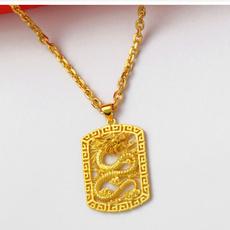 yellow gold, dragonshapedpendant, hip hop jewelry, pendantwithchain