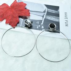 Dangle Earring, Jewelry, earexpander, Simple