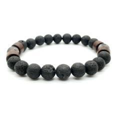 8MM, Stone, Yoga, Jewelry