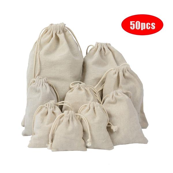 burlap, packagingbag, Gifts, Earring