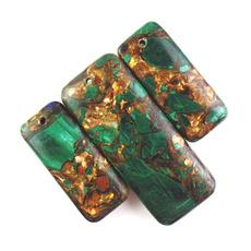 Beautiful, goldcopperbornite, Fashion Accessory, Necklaces Pendants