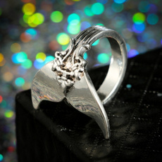 Antique, Fashion, Jewelry, Silver Ring
