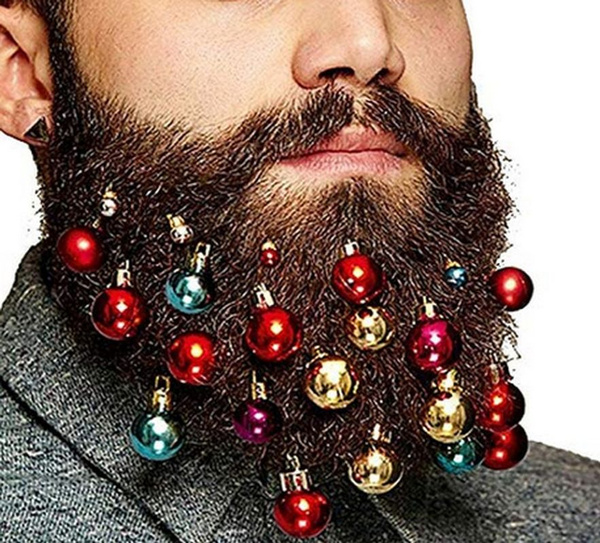 beardclip, Fashion, Christmas, Clip