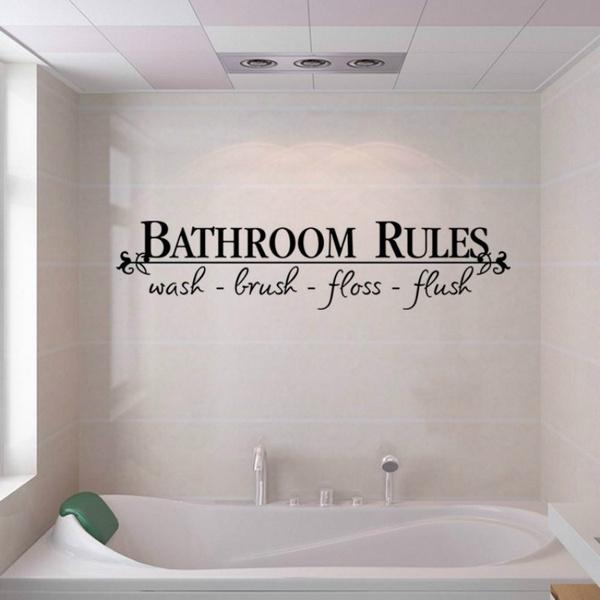 decoration, Bathroom, art, Home Decor