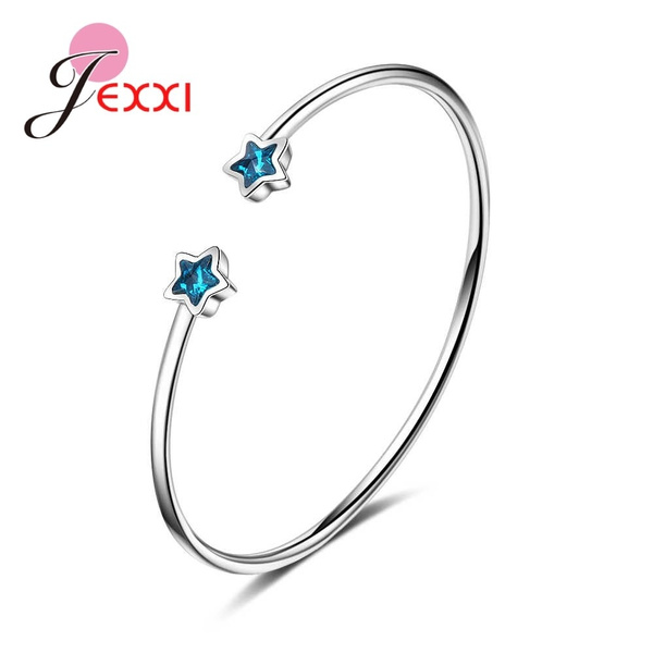 Cubic Zirconia, Sterling, Fashion, Star