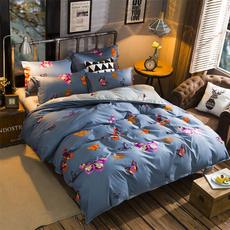 butterfly, 3pcsbeddingset, 3dduvetcover, Home & Living