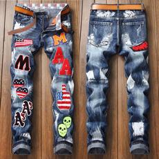 jeansformen, patchesjean, causalfashion, pants