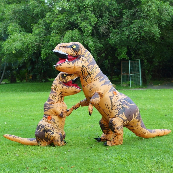 costumeblow, Cosplay, Dinosaur, Characters
