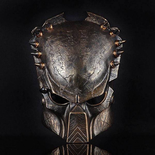 Collectibles, alienvspredatormask, moviereplica, moviecollectible