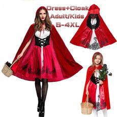 party, Hood, Cosplay, Halloween Costume