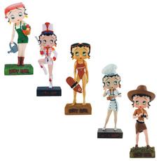 Figurine, statuettebettyboop, collectionbettyboop, figurinebettyboop