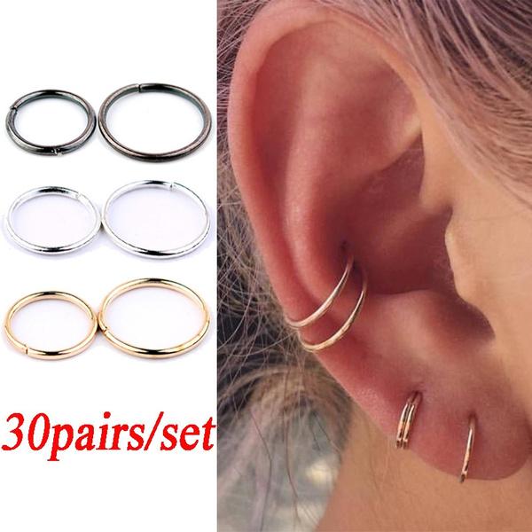 Hoop Earring, punk earring, Gifts, Earring