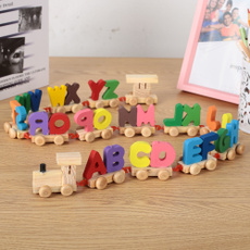 Development, Funny, Educational, woodentrain