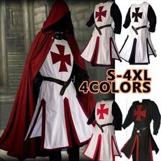 Plus Size, Cosplay, Medieval, crusadersurcoat