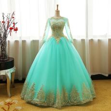 gowns, Sweet Dress, Princess, Sleeve