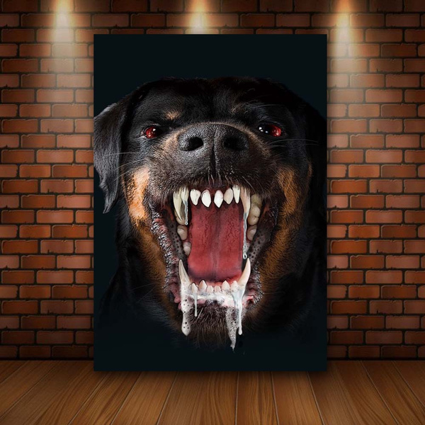 rottweiler, decorativeironsheet, metalpaintingdecor, artisticdecoration