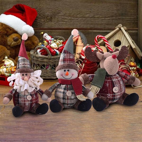 snowman, Home Decor, doll, Shelf