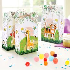 Box, Shower, candybox, safari