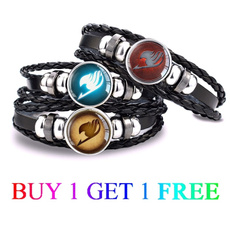Charm Bracelet, Fashion, fairytailcosplay, Chain